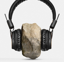 MARSHALL HEADPHONES / CANNES YOUNG LIONS . A Advertising, Art Direction, Graphic Design, Cop, and writing project by Viktor Kolodiazhnyi         - 11.09.2016