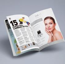 Diseños editoriales. A Design, and Editorial Design project by Sofía Beguería Gutiérrez         - 09.09.2016