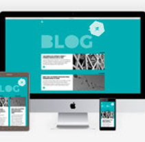 Blog de Cromarama. A Web Design project by Sergio Fontán         - 10.09.2016