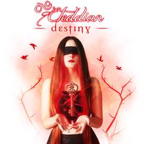 """Eteddian - """"Destiny"""". Un proyecto de Fotografía, Dirección de arte y Diseño gráfico de Bethany Neumann         - 24.07.2016"""