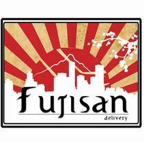 Logo Fujisan. Um projeto de Design, Publicidade, Direção de arte e Design gráfico de Alexandre Seabra         - 21.09.2016