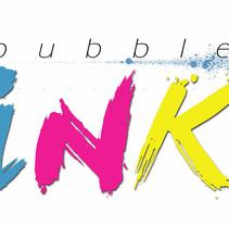 Logo Bubble Ink. Un proyecto de Diseño, Ilustración, Publicidad y Dirección de arte de Alexandre Seabra - 21-09-2016