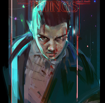 ELEVEN. A Illustration, Art Direction, and Comic project by Ismael Alabado Rodriguez - Sep 23 2016 12:00 AM
