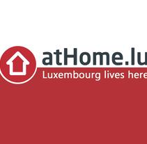 athome.lu. Un proyecto de UI / UX y Diseño Web de David Berrueco Navarro         - 22.09.2016