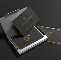 Diseño de logotipo para Braulio Castillo Abogados, un despacho de abogados multidisciplinar ubicado en Madrid. A Design, Br, ing, Identit, and Graphic Design project by Alejandro Prieto Jaime         - 22.09.2016