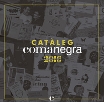 Catalogo Comanegra. A Design, Editorial Design, T, and pograph project by Max Gener Espasa - 25-09-2016