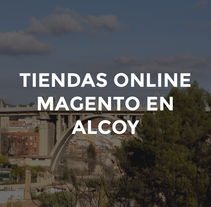 Tiendas online Magento en Alcoy. A Web Development project by Dennis  Montes - 02-10-2016