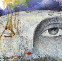 Déjà Vu_La Galera Editorial. Un proyecto de Ilustración, Música, Audio, Diseño editorial, Diseño gráfico, Pintura y Collage de Víctor Escandell - 04-10-2016