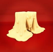 M de mayonesa. Um projeto de 3D, Design gráfico e Tipografia de María Bravo Guisado - 12-10-2016