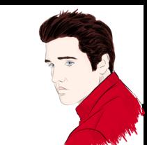 El chico de Memphis. A Illustration project by javier_wilson         - 12.10.2016