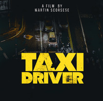 Mi Proyecto del curso: Taxi Driver. A Graphic Design project by Marisa BH         - 22.10.2016