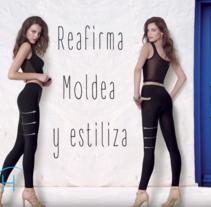 Vídeo leggins&camisetas Janira. Um projeto de Publicidade, Motion Graphics, Cinema, Vídeo e TV, Moda, Design gráfico, Pós-produção, Design de som e VFX de Kilian Figueras Torras - 25-05-2015