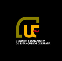 UNIÓN DE ESTANQUEROS DE ESPAÑA. A Art Direction, Br, ing, Identit, and Graphic Design project by Eduardo Alonso         - 26.10.2016