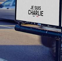 Campaña Je suis Charlie. A Advertising, and Graphic Design project by Manuel Jiménez         - 06.11.2016