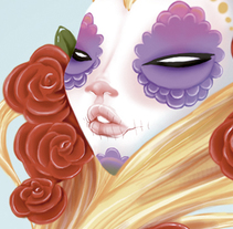 Roses. A Illustration project by Maite Arjona         - 06.11.2013
