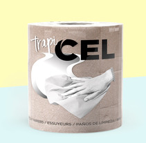 Trapicel Consum e Industrial. A 3D, and Packaging project by Roberfreelance  - 07-11-2016