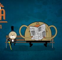 Cosas de Cosa : 1x10 'Sr. Monopoly: El precio de la ley'. Um projeto de Animação de J.FRAMES BOND          - 02.12.2013