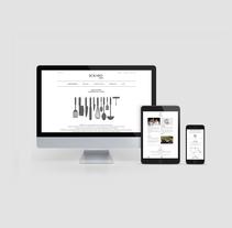 Grupo Bokado, sitio web. Un proyecto de Diseño, Diseño gráfico, Diseño Web y Desarrollo Web de TGA +  - 15-11-2016
