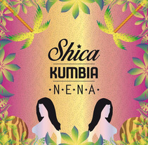 Shica Kumbia Nena. Um projeto de Design e Ilustração de Mariano Herrera Salvalaggio - 20-11-2015