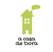 A Casa de Dora. A Design, Br, ing, Identit, and Graphic Design project by Antia Otero Couselo - 23-11-2016