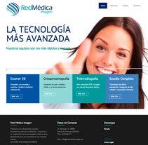 Red Médica. Um projeto de Design, Web design e Desenvolvimento Web de Plat-on.es         - 28.11.2016