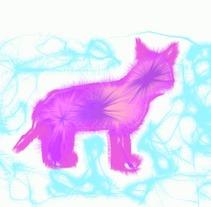 Cat in the time. Um projeto de Artes plásticas de Adriana Carolina         - 30.11.2016