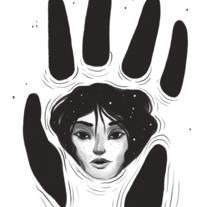 Black and White. Un proyecto de Ilustración y Dirección de arte de Manuela Montoya Escobar - 06-12-2016