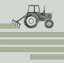 Armónico rural. Un proyecto de Ilustración, Diseño editorial y Diseño gráfico de Juan Jareño  - 06-12-2016