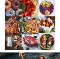 Foodies - Mi Proyecto del curso: Técnicas de Desarrollo Web con HTML5 y CSS3. Un proyecto de Desarrollo Web de César Doreste - 07-12-2016
