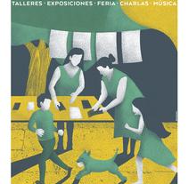 Feria de Artes Gráfikas Kontrabando. Un proyecto de Ilustración de Eduardo LeBlanc         - 09.12.2016