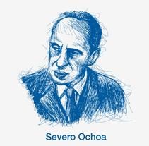 Inventores Españoles. Um projeto de Design, Ilustração e Design gráfico de Veronica Ortiz Risco         - 11.12.2016