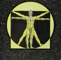 """Ilustración """"Psicología del color amarillo"""". Um projeto de Ilustração de Sergio de Miguel Pérez         - 27.02.2016"""