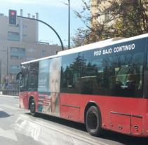 Diseño bus. Auditone. Un proyecto de Diseño gráfico de vbernabe - 08-01-2017