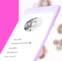 Charhadas. Social Network for Mothers. A UI / UX, Interactive Design, and Web Design project by Redbility  - 10-01-2017