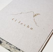 El lecho. Un proyecto de Ilustración y Diseño editorial de Esther Aguilar         - 15.12.2015