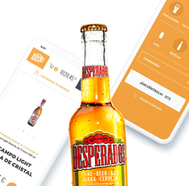 Heineken - Let´s Beer!. A UI / UX, Information Architecture, and Web Design project by Redbility         - 22.01.2017