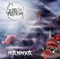 Suddenly Flatline - Hannya Artwork. Un proyecto de Ilustración de HǢl Phlegathon - Viernes, 25 de septiembre de 2015 00:00:00 +0200