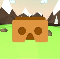 Forest VR. Un proyecto de 3D y Desarrollo Web de Marc Feliu Celma - 24-01-2017