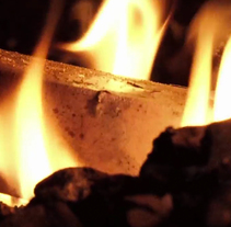Sensitivity in iron. A Advertising, Crafts, and Video project by Àngel  Amargant - 31-01-2017