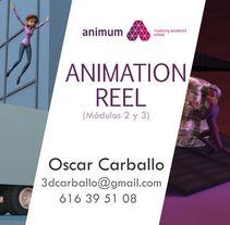 Mechanics reel 3D. Un proyecto de Cine, vídeo, televisión, 3D, Animación y Multimedia de Oscar Carballo         - 03.02.2017
