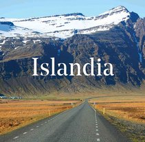 Islandia. A Photograph, Editorial Design, and Graphic Design project by Daniel Cavalcanti - 07-02-2017