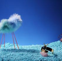 Planet. Un proyecto de Fotografía, Dirección de arte, Diseño gráfico y Escenografía de I'm blue I'm pink  - 08-02-2017