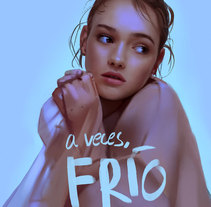 Frío, a veces. A Illustration, and Fine Art project by rjv_ilustracion - 13-02-2017
