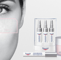 EUCERIN CIENCIA VISIBLE EN TU PIEL. A Advertising, Art Direction, and Graphic Design project by Adalaisa  Soy         - 07.02.2014
