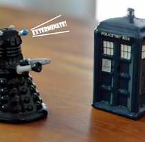 Fotografía Lifestyle - DDS - Soy Fan - Doctor Who. A Photograph project by Emilia Racedo         - 21.03.2016