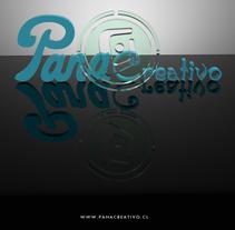 LOGO PANA CREATIVO. Un proyecto de 3D de ENMANUEL RONDON         - 22.02.2017