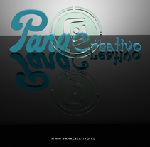 LOGO PANA CREATIVO. Um projeto de 3D de ENMANUEL RONDON         - 22.02.2017