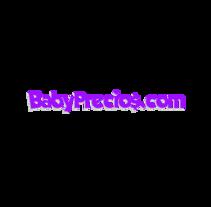 Baby precios. A Design, Art Direction, Br, ing, Identit, Web Design, and Web Development project by Montenegro Creative Studio          - 01.03.2017