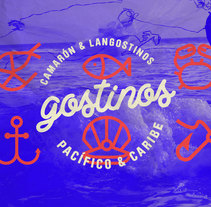 Gostinos. A Design, Art Direction, Br, ing&Identit project by Montenegro Creative Studio          - 01.03.2017