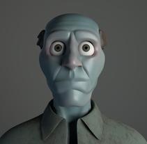 Esculpido Mudbox (fan art wreck it ralph). Un proyecto de 3D y Animación de serrano_luis23         - 02.03.2017